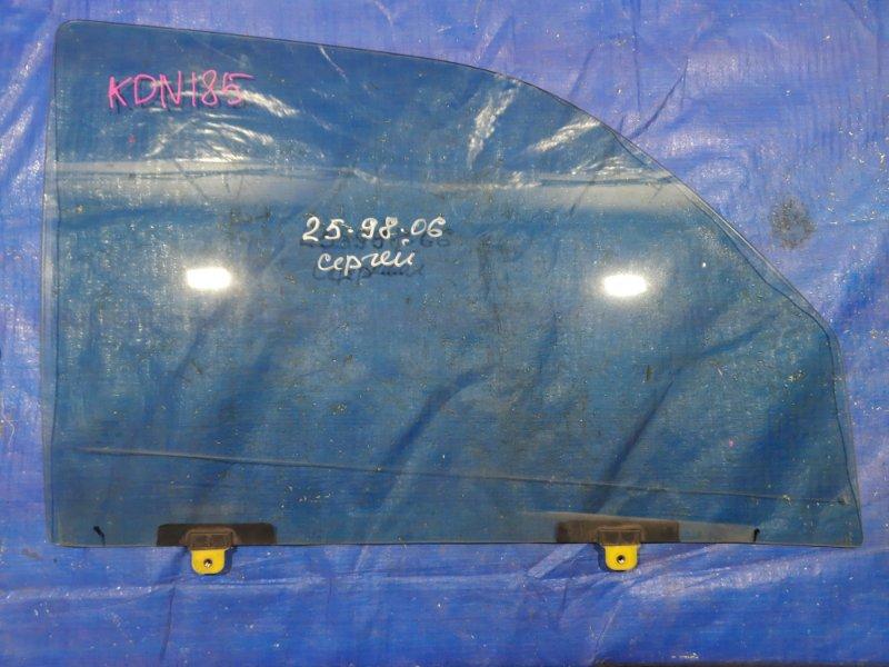 Стекло Toyota Hilux Surf KDN185 переднее правое (б/у)