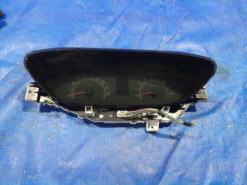 Спидометр Toyota Ractis SCP100 (б/у)
