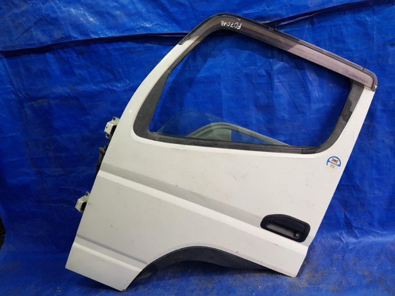 Дверь Mitsubishi Canter FD70AB передняя левая (б/у)