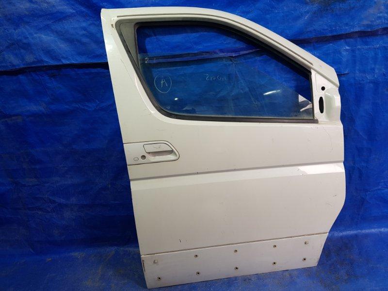 Дверь Nissan Elgrand NE51 передняя правая (б/у)
