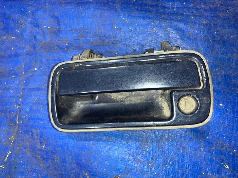 Ручка двери внешняя Suzuki Escudo TD31W передняя левая (б/у)