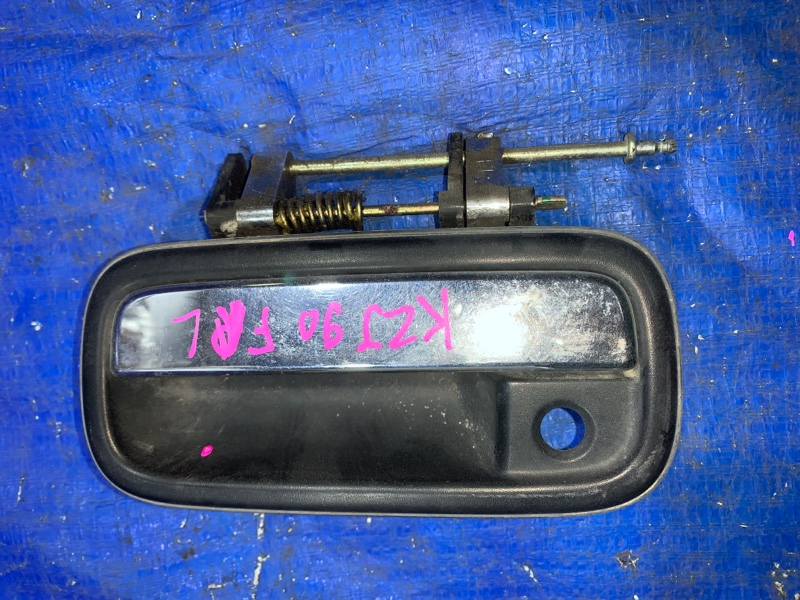 Ручка двери внешняя Toyota Land Cruiser Prado KZJ90 передняя левая (б/у)