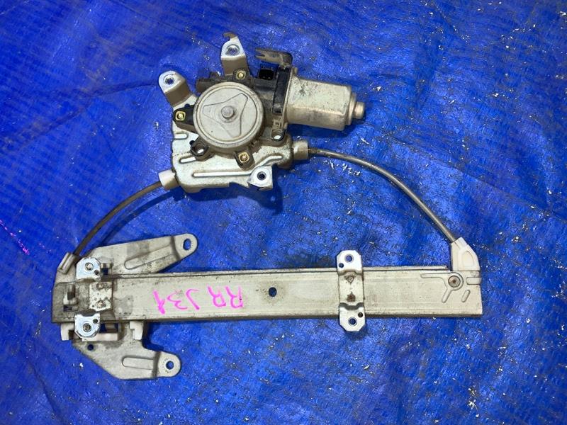 Стеклоподъемник Nissan Teana J31 задний правый (б/у)