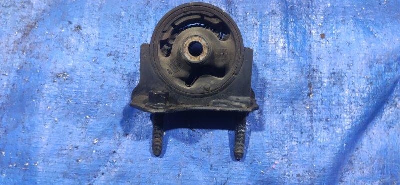 Подушка двигателя Toyota Corolla Fielder NZE124 задняя (б/у)