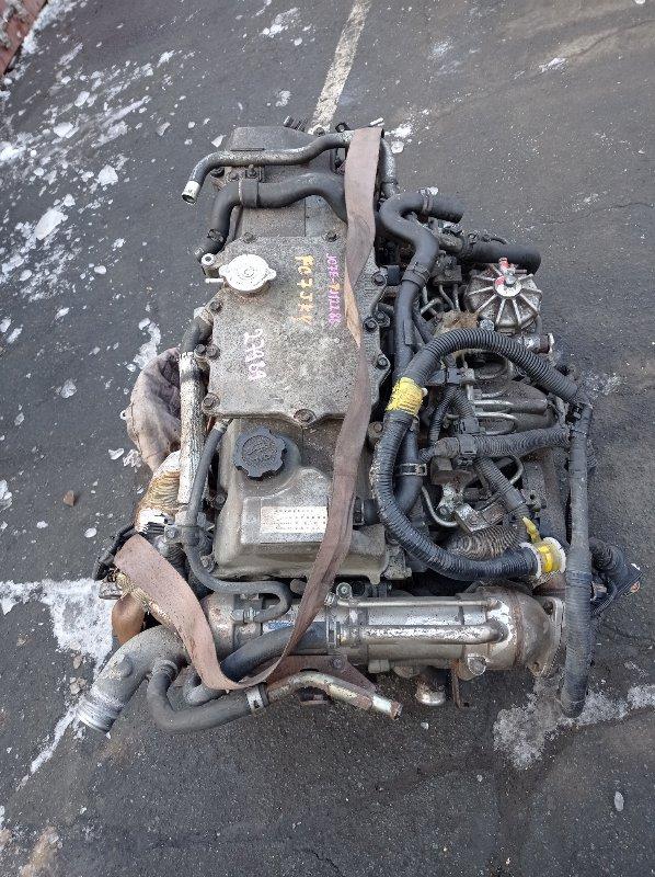 Двигатель Hino Ranger FC7JKY J07E (б/у)