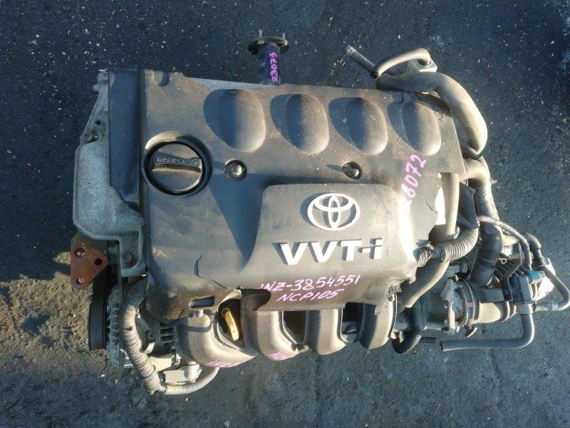 Двигатель Toyota Ractis NCP105 1NZFE (б/у)
