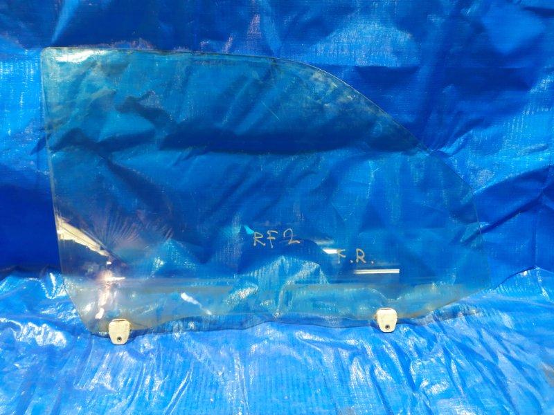 Стекло двери Honda Stepwgn RF2 переднее правое (б/у)