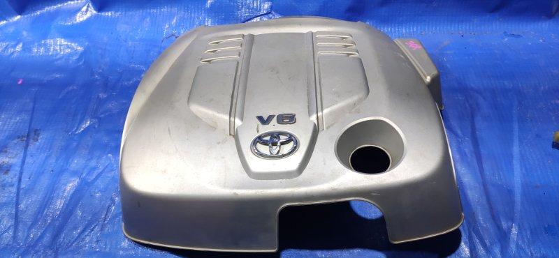 Крышка двс декоративная Toyota Crown GRS182 3GRFSE (б/у)