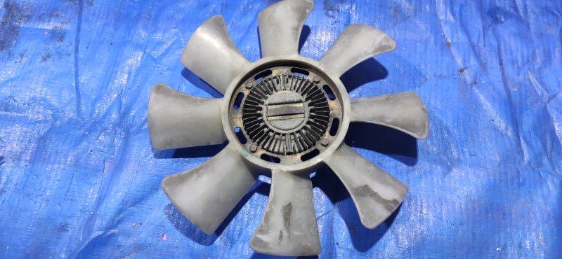 Вентилятор с вязкостной муфтой Mitsubishi Pajero V44W (б/у)