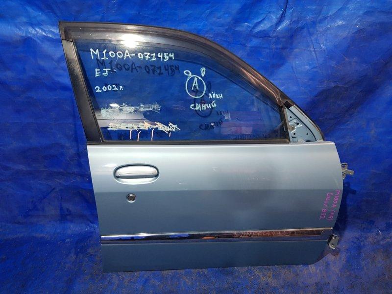 Дверь Toyota Duet M100A передняя правая (б/у)