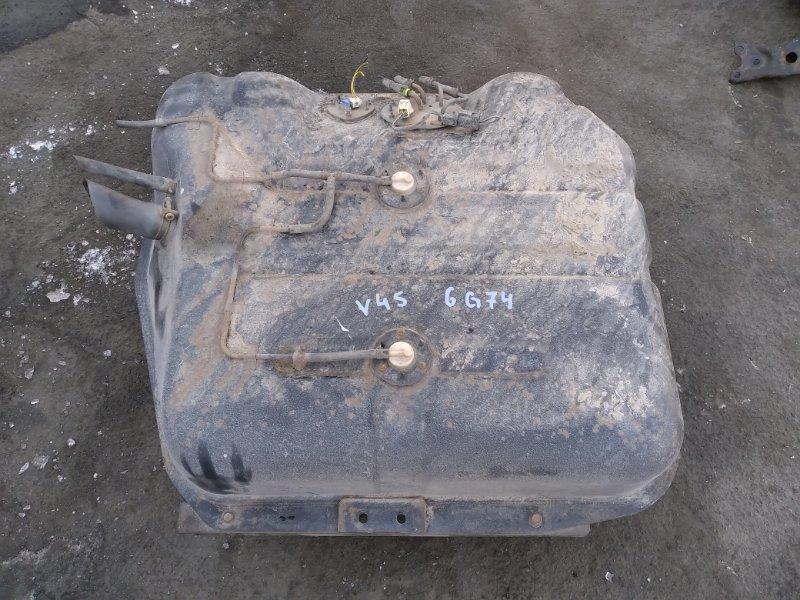 Бензобак Mitsubishi Pajero V45W 6G74 (б/у)