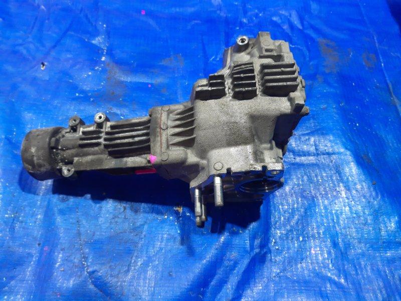 Раздатка Toyota Vitz NCP95 2NZFE передняя (б/у)