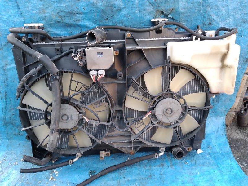 Радиатор основной Toyota Estima AHR10 (б/у)
