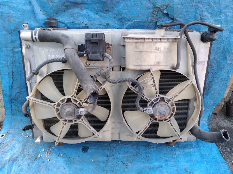 Радиатор основной Toyota Alphard ANH15 2AZ (б/у)