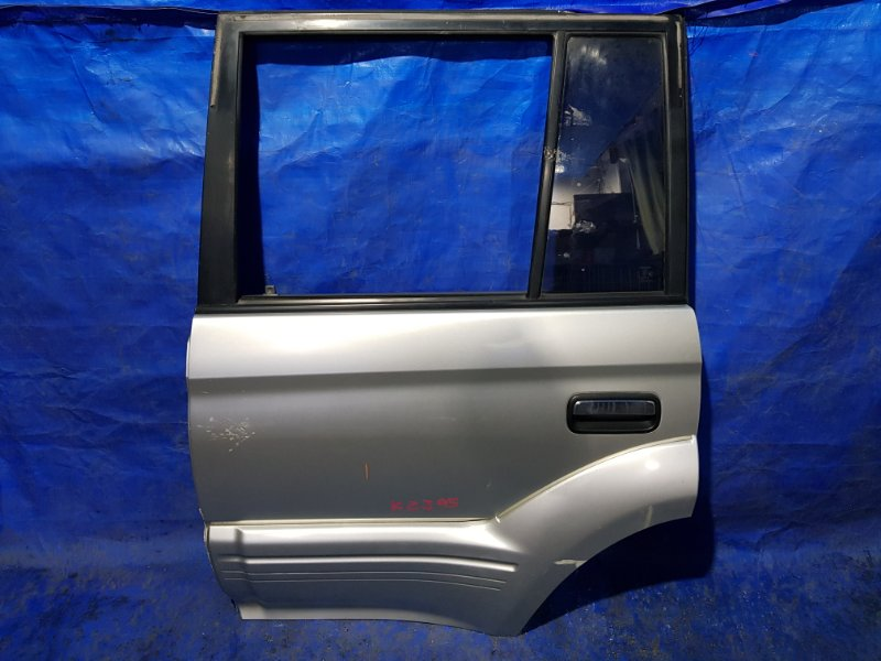 Дверь Toyota Land Cruiser Prado KZJ95 задняя левая (б/у)