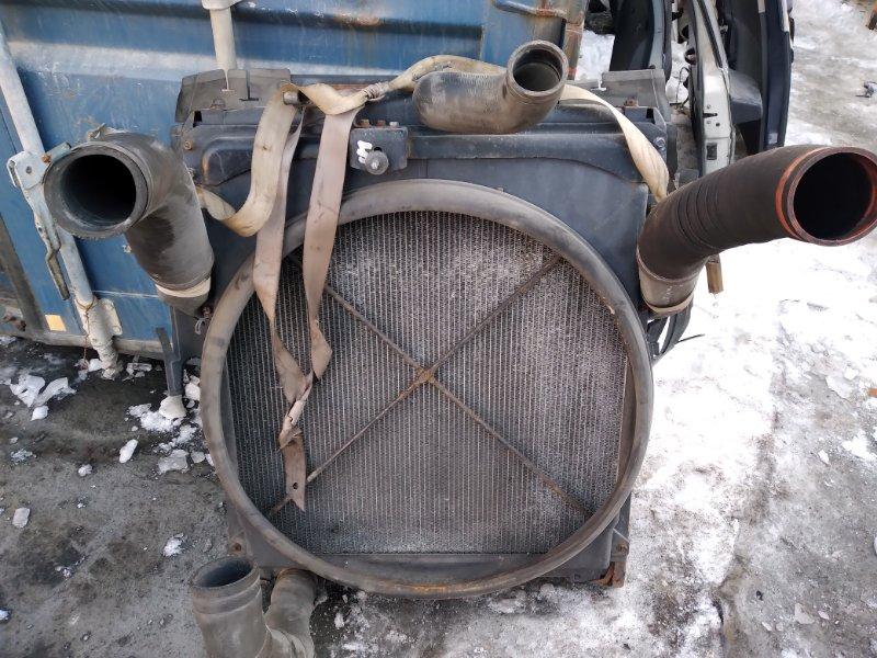 Радиатор основной Mitsubishi Fuso FP54JE 6M70 (б/у)