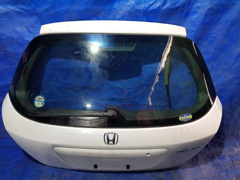 Дверь 5-я Honda Civic EU2 задняя (б/у)
