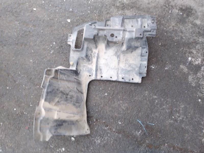 Защита двигателя Toyota Wish ZNE14 передняя правая (б/у)