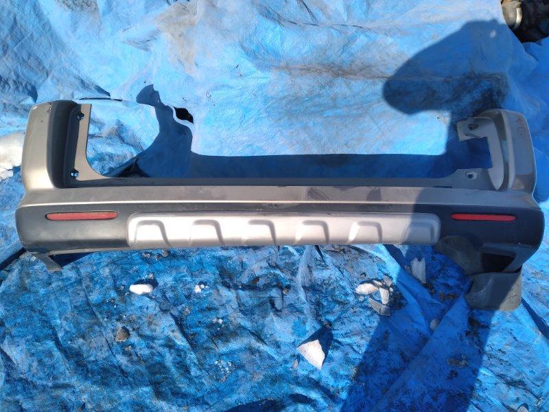 Бампер Honda Cr-V RD7 задний (б/у)