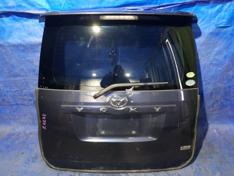 Дверь 5-я Toyota Voxy ZRR75 3ZR (б/у)