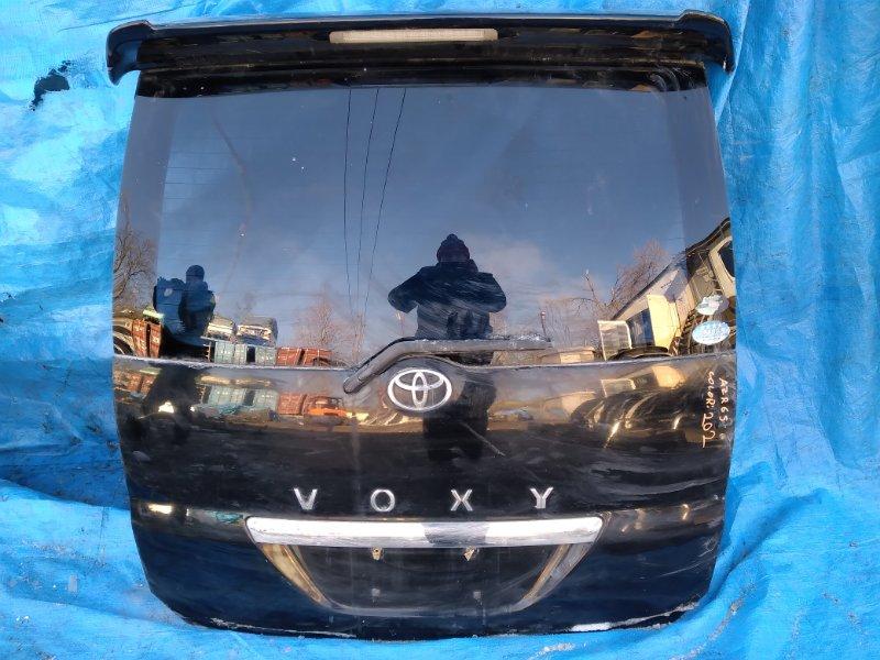 Дверь 5-я Toyota Voxy AZR60 задняя (б/у)