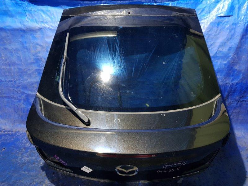 Дверь 5-я Mazda Atenza GH5FS (б/у)