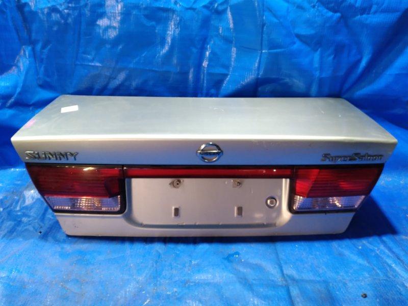 Крышка багажника Nissan Sunny FB15 (б/у)