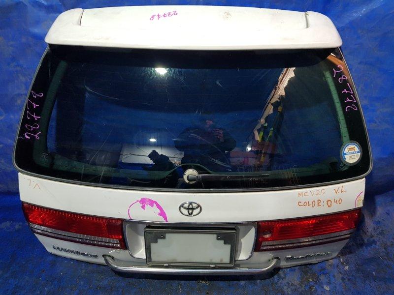 Дверь 5-я Toyota Mark Ii Qualis MCV25 (б/у)