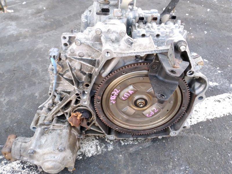 Акпп Honda Fit GD2 L13A (б/у)
