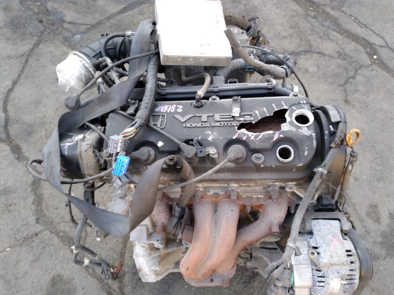 Двигатель Honda Accord CF7 F23A (б/у)