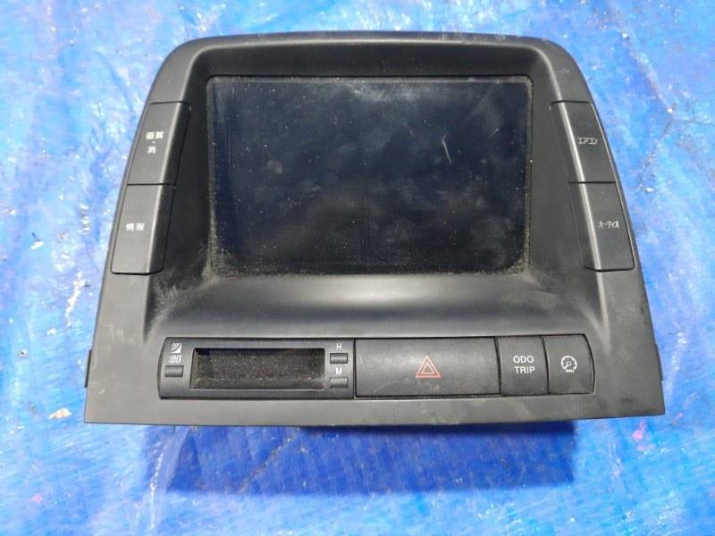 Монитор Toyota Prius NHW20 (б/у)