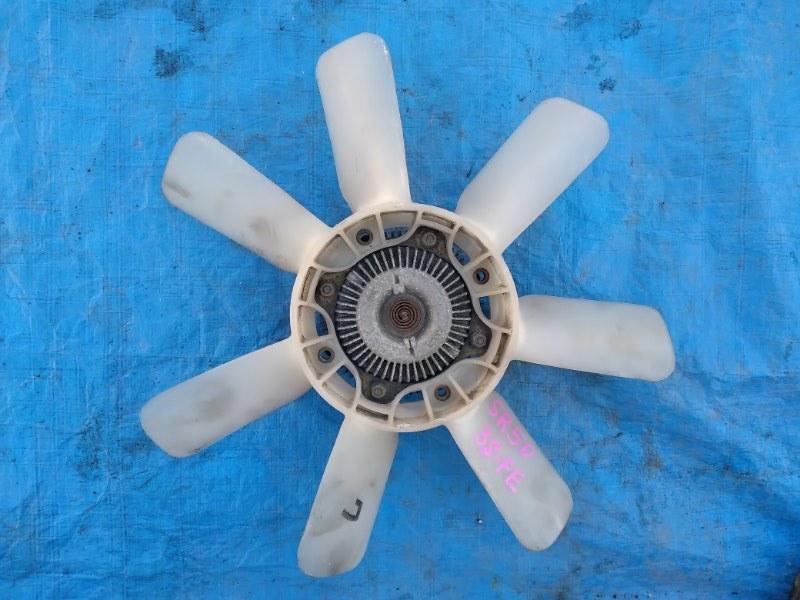 Вентилятор с вязкостной муфтой Toyota Noah SR50 3S-FE (б/у)