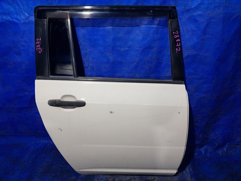 Дверь Toyota Probox NCP51 задняя правая (б/у)