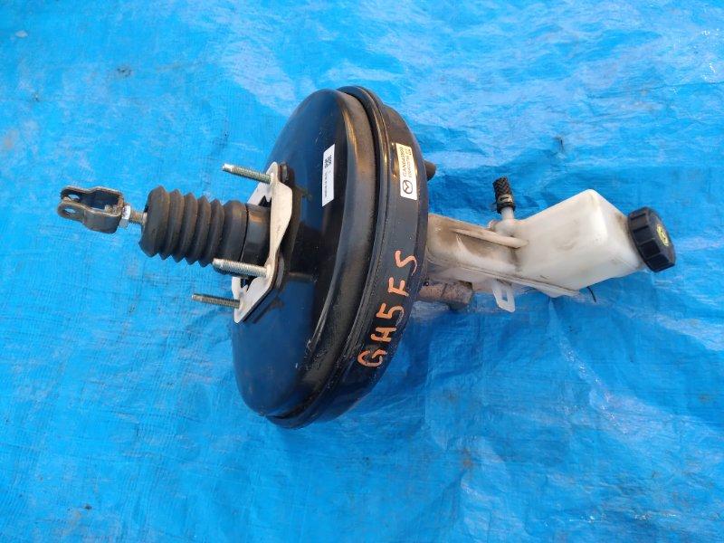 Главный тормозной цилиндр Mazda Atenza GH5FS (б/у)
