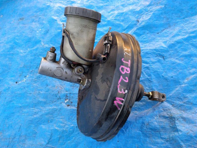 Главный тормозной цилиндр Suzuki Jimny JB23W (б/у)