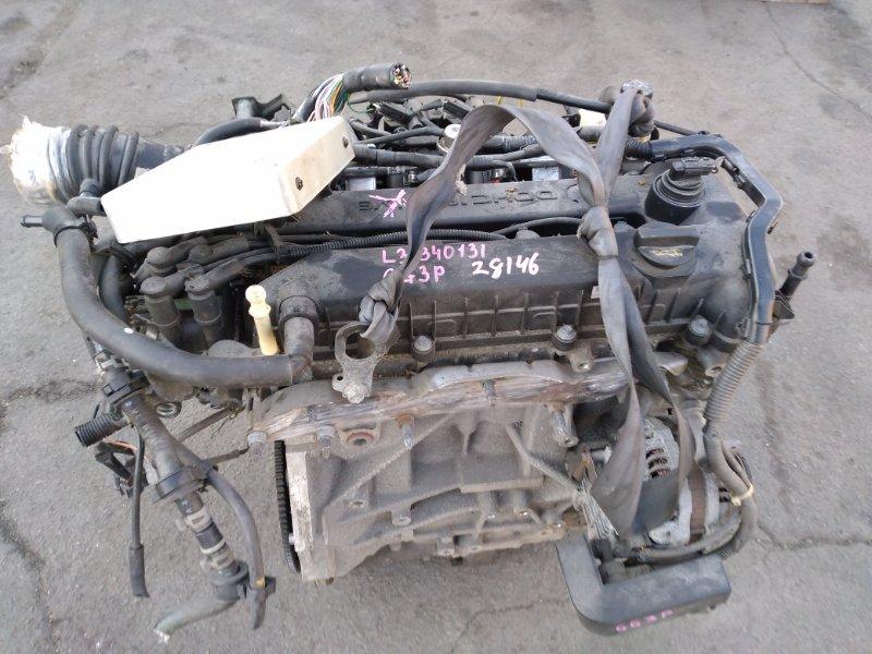 Двигатель Mazda Atenza GG3P L3 (б/у)