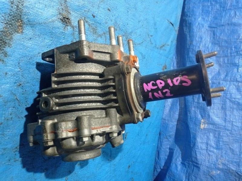 Раздатка Toyota Ractis NCP105 1NZFE (б/у)