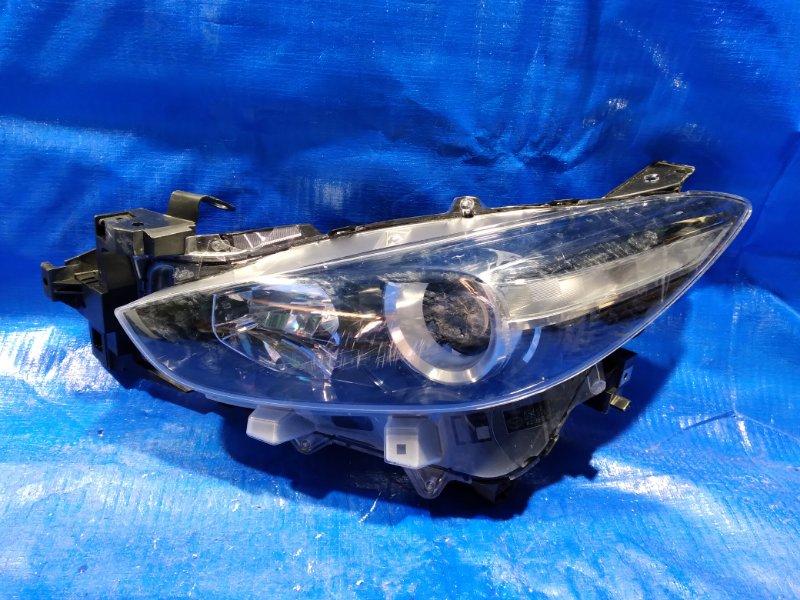 Фара Mazda Axela BM5FS передняя левая (б/у)