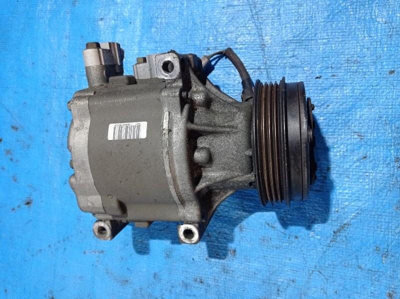 Компрессор кондиционера Subaru Forester SG5 EJ203 (б/у)