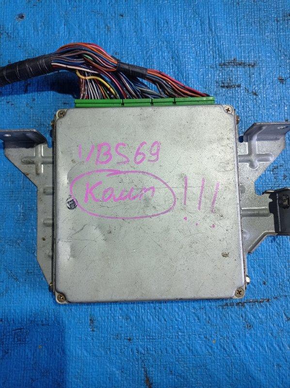 Блок efi Isuzu Bighorn UBS69 4JG2 (б/у)