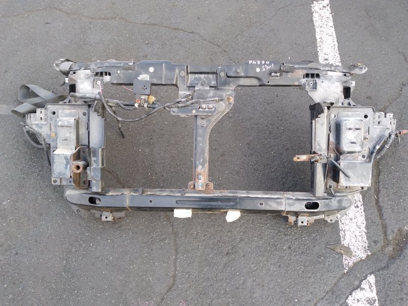 Телевизор Nissan Murano PNZ50 VQ35DE передний (б/у)
