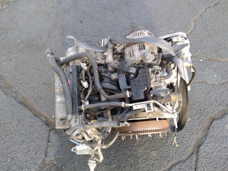 Двигатель Suzuki Carry DA16T R06A (б/у)