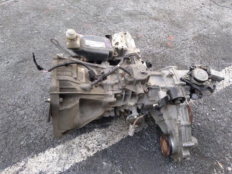 Мкпп Suzuki Carry DA16T R06A (б/у)