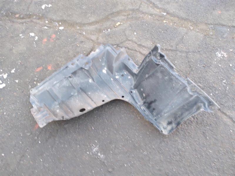Защита двигателя Toyota Wish ZGE20 передняя правая (б/у)