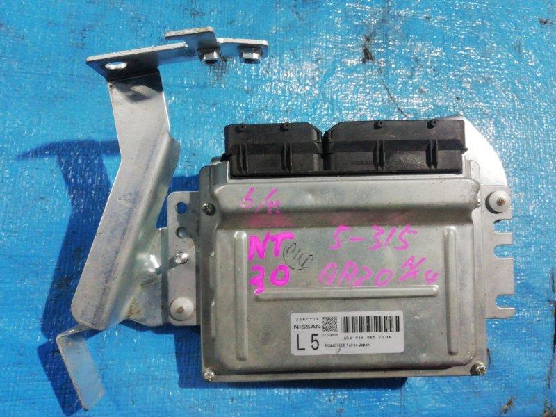 Блок efi Nissan X-Trail NT30 QR20DE (б/у)
