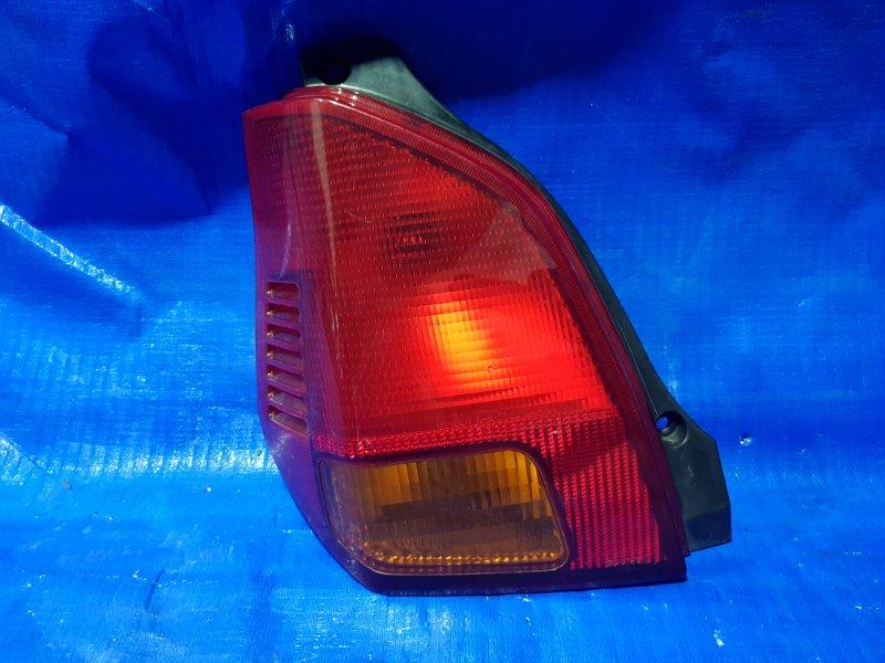 Стоп-сигнал Mitsubishi Minica H47V задний левый (б/у)