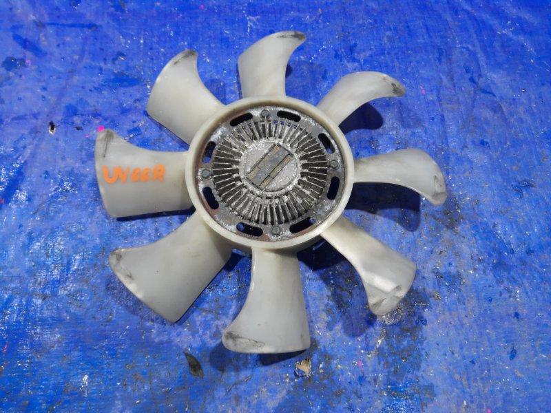 Вентилятор с вязкостной муфтой Mazda Proceed Marvie UV66R G6 (б/у)