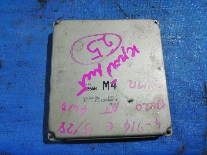 Блок efi Nissan Liberty RNM12 QR20DE (б/у)