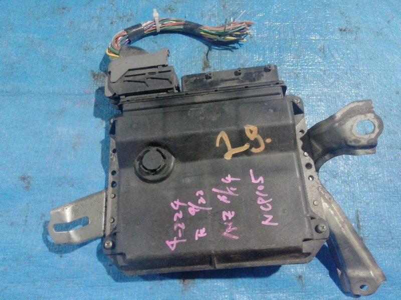 Блок efi Toyota Ractis NCP105 1NZ-FE (б/у)