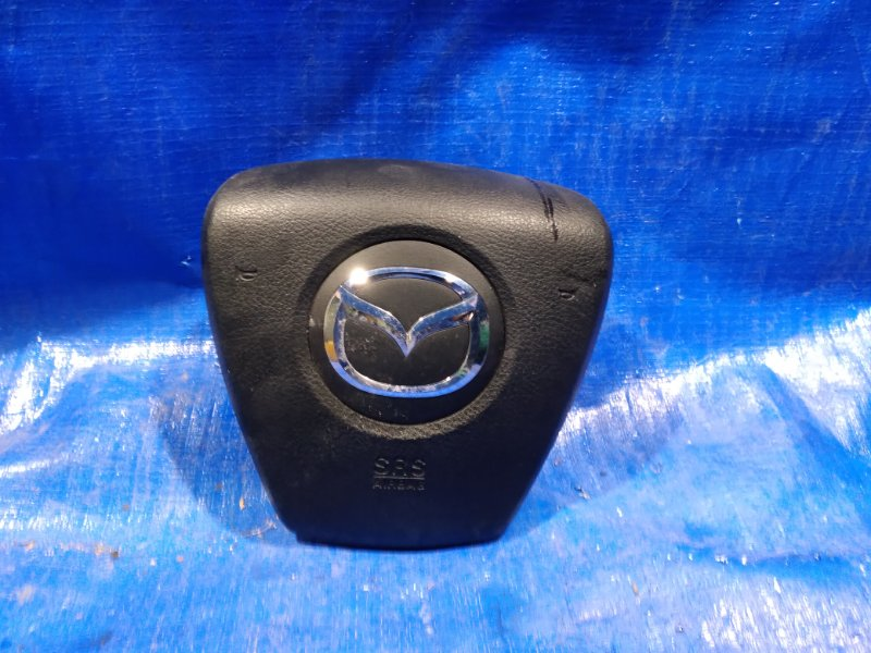 Airbag водительский Mazda Atenza GH5FS (б/у)